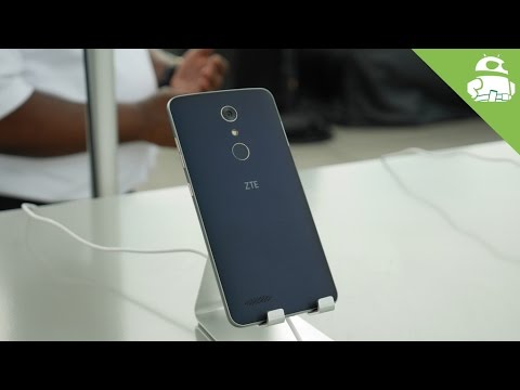 ZTE ZMAX Pro hands on | What is a $100 smartphone like?
