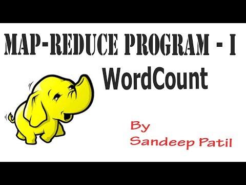 Mapreduce Program -1   WordCount   Hindi