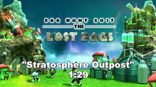 Roblox Easter Egg Hunt 2017: The Lost Eggs OST - Stratosphere Outpost (HQ)