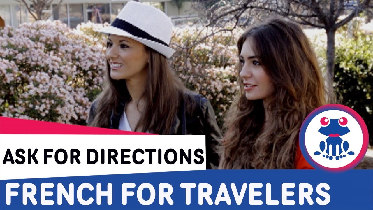 french how to ask for directions
