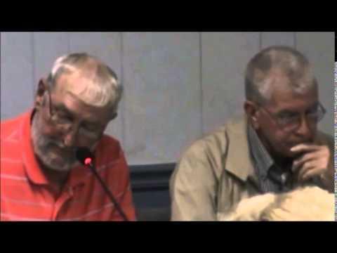 Gordon Council Meeting Dec  15th 2014 And Dec 1, Minutes Questioned