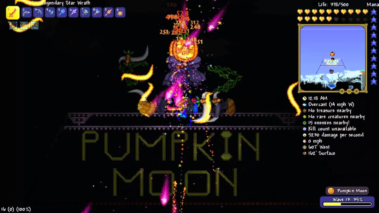 pumpkin inferno youtube