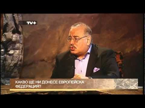 Dimitar M Ivanov on the Political & Economic Reconstruction of Europe and the Elections in Bulgaria