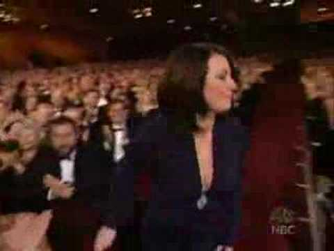 Megan Mullally 2nd Emmy Acceptance Speech