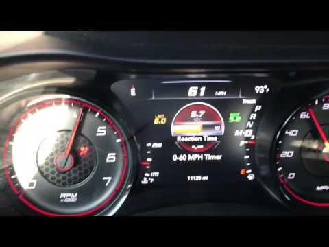 Dodge Charger RT 0-60 Run | R/T Life Challenge