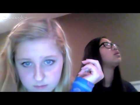 Olivia and Hana