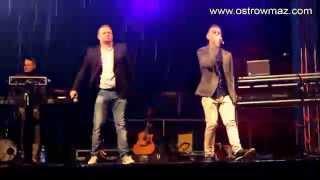 Dożynki gminy Ostrów Mazowiecka: Koncert zespołu Rezonans (06.09.2015)