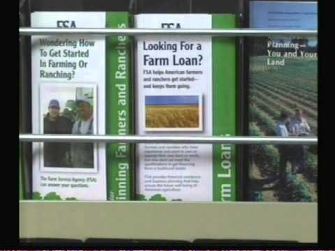 Adair County Farm Service Agency offers storage facility loans
