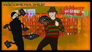 The Cinema Snob: A NIGHTMARE ON ELM STREET 3: DREAM WARRIORS thumbnail