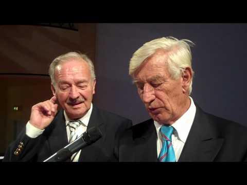 Ein Gespräch mit Siegfried Rauch und Horst Naumann im Theater Duisburg