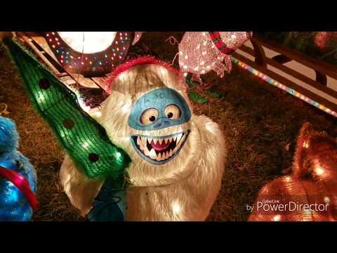Famous local Christmas light displays around Cincinnati part1