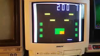 Atari Video Pinball (Model C-380) - Sinistermoon
