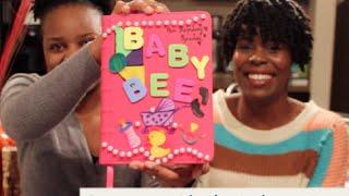 Lesbian Pregnancy Vlog | Weeks 4-5 | Ultrasound +Journal + Books + Telling Parents +  Symptoms!