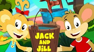 Jack And Jill   Nursery Rhymes Songs For Kids   Baby Song For Children