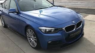 131 BMW 320D M Sport Review