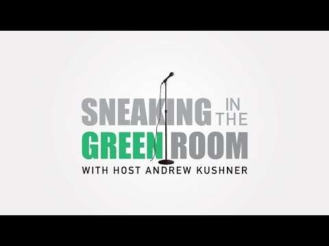 Sneaking in the Green Room with Andrew Kushner - Episode 10 - Todd Armstrong
