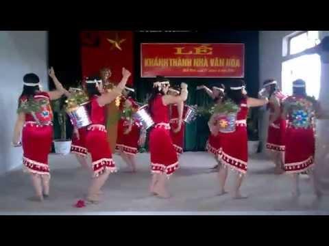 múa nàng sơn ca (hội phụ nữ khối 9 thị trấn bình minh huyện kim sơn tỉnh ninh bình)