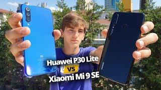 Huawei P30 Lite ve Xiaomi Mi 9 SE karşı karşıya - Hangisi Daha İyi?