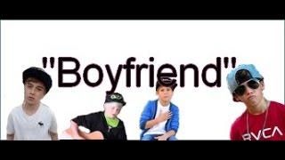 Justin Bieber - Boyfriend (Cover VS MattyB VS Carson Lueders VS Hayden Summerall VS JohnnyO)