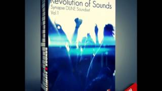 Revolution of Sounds Vol.1 Synapse DUNE ​Soundset