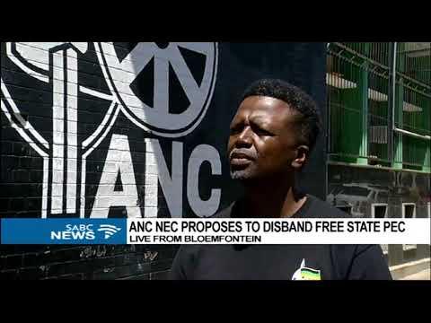 DISCUSSION: ANC NEC suspends Free State PEC