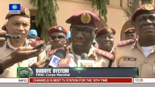 FRSC Insists Drivers Must Obey Rules To Achieve Road Safety