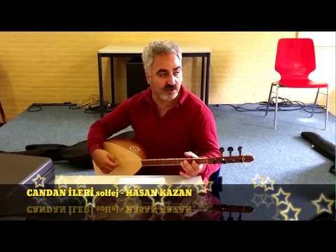 CANDAN İLERİ SOLFEJ - HASAN KAZAN