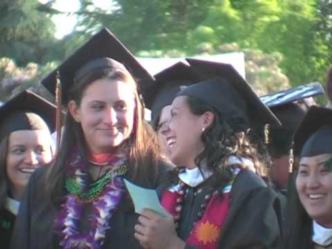 University of La Verne Commencement 2011 (Part 1 of 2)