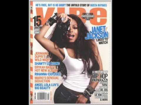 Janet Jackson LUV Instrumental