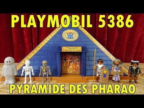 PLAYMOBIL 5386 DIE PYRAMIDE DES PHARAO (2016)