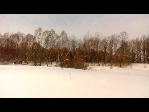 Снегоход Stels 800 росомаха по пухляку