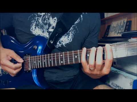 Extreme / Nuno Bettencourt - Flight of the Wounded Bumblebee Guitar Lesson Part 2