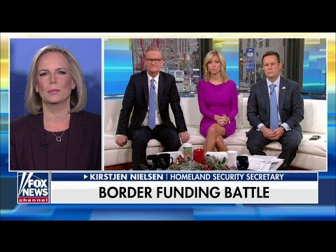 Nielsen: 'Outrageous' for Migrants to Make Political Demands, Ask for $50G to Return Home