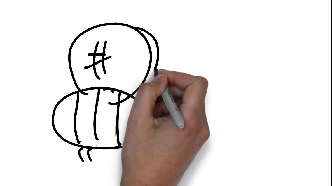 Cmo dibujar una abeja grande  YouTube