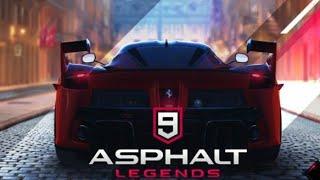 Aspahlt 9 Legends - information