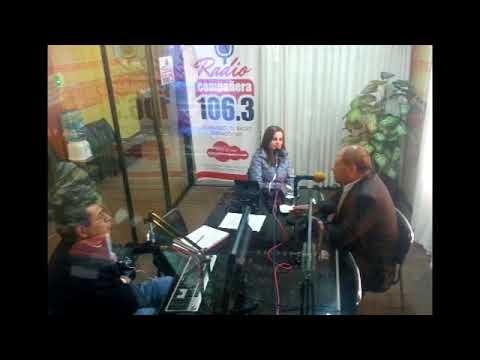 Entrevista al ministro de Gobierno, Carlos Romero en Radio Compañera