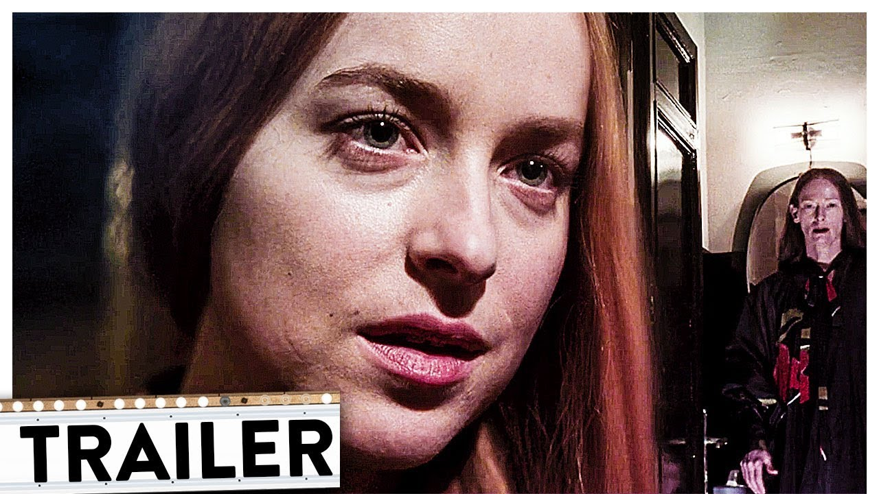 SUSPIRIA Trailer Deutsch German (HD) | Horror 2018