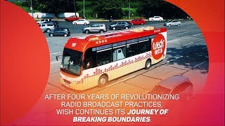 Wish 107.5 Continues Its Journey of Breaking Boundaries with Wish Bus USA Launch