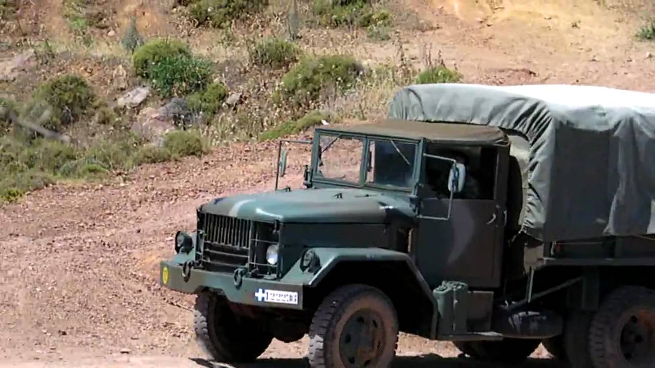 Military Vehicle Reo Youtube