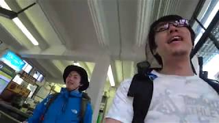 【登山】鷹ノ巣山テント泊 part1【奥多摩】