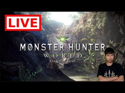 Monster Hunter World | After Story #09 |Free Time | 20 February  2018