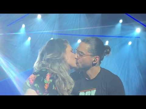 Diana Ramadan (Rawanne) & Maluma LIVE ON STAGE - El Perdedor