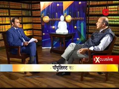 Exclusive Interview: Finance Minister Arun Jaitley further illustrates Union Budget 2018