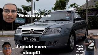 Proton waja - one of the greatest car proton had ever produced until today