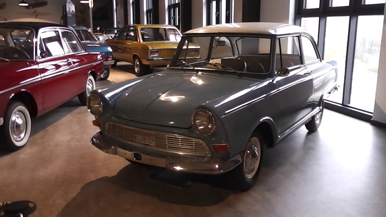 dkw junior de luxe old german car from 1960 39 s youtube. Black Bedroom Furniture Sets. Home Design Ideas