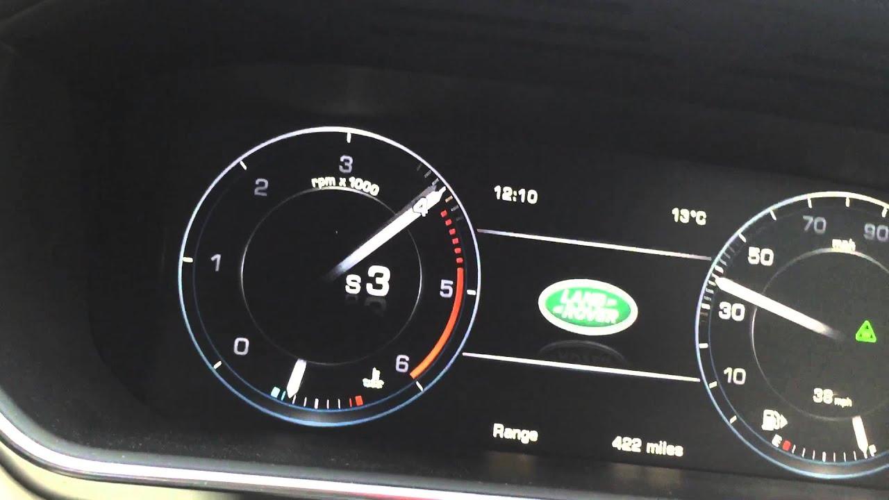 Land Rover Range Rover 3 0 TDV6 Acceleration 0 60 MPH