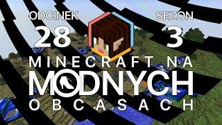 """Minecraft na """"modnych"""" obcasach Sezon III #28 - Poszukiwanie kwiatków u motyli"""