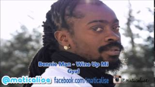 Beenie Man - Wine Up Mi Gyal (South Rakkas Crew - July 2014) @Maticalise