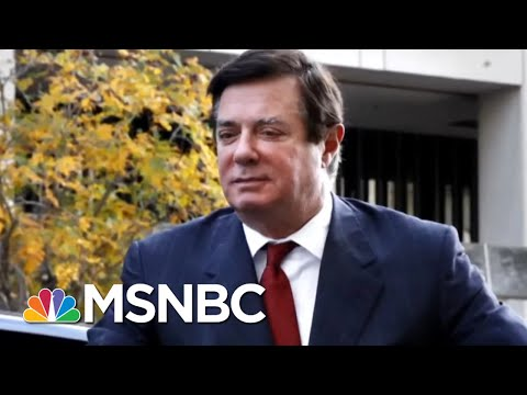 Paul Manafort Hit With Another Superseding Indictment By Robert Mueller's Office | Katy Tur | MSNBC