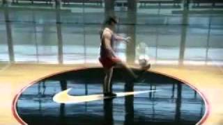 Nike Strobe Goggles Training Video - Soccer Juggling Drill